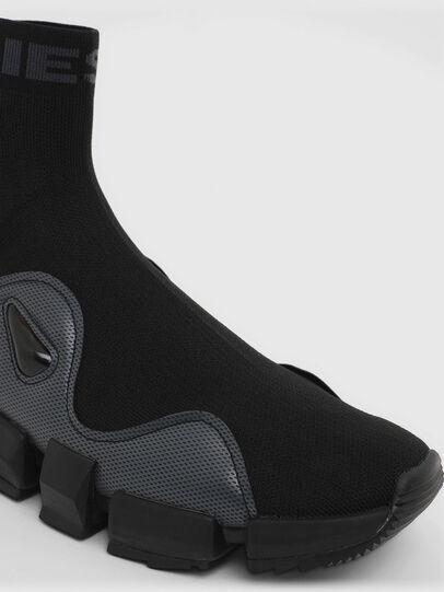 Diesel - H-PADOLA HSB, Black - Sneakers - Image 5