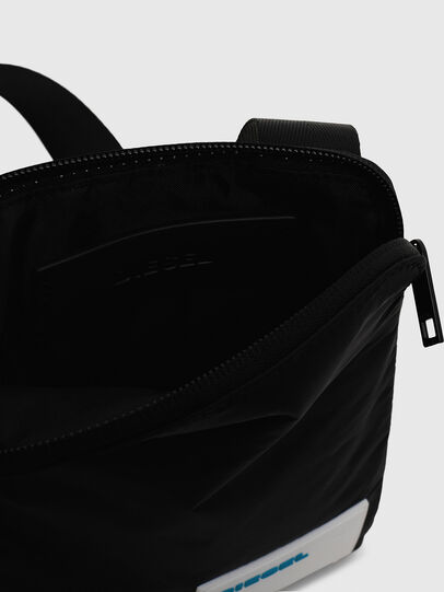 Diesel - F-DISCOVER CROSS, Dark Blue - Crossbody Bags - Image 4