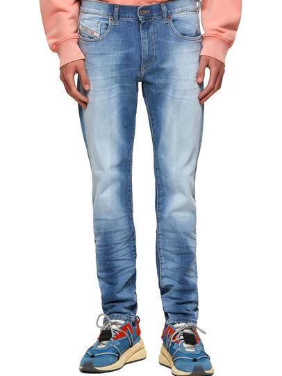 Diesel - D-Strukt Slim Jeans 009NF, Light Blue - Jeans - Image 1