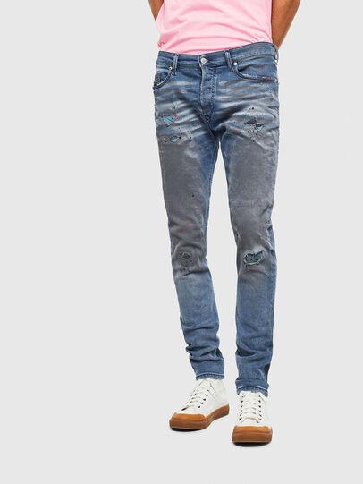 Diesel - Tepphar 009BN, Medium Blue - Jeans - Image 1