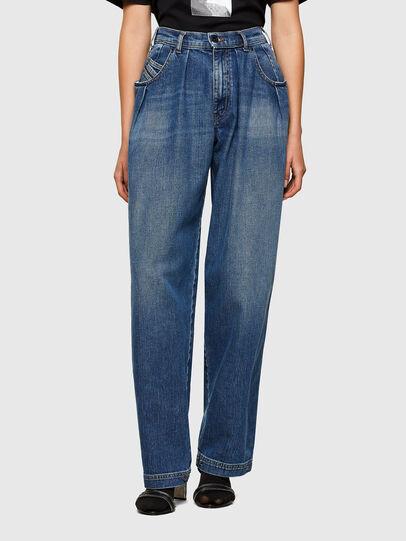 Diesel - TYPE-1008, Medium Blue - Jeans - Image 1