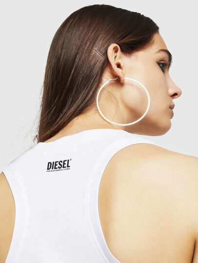 Diesel - T-STA-A, White - Tops - Image 5