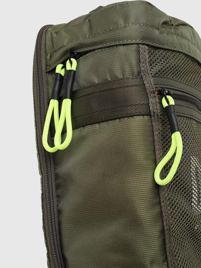 Diesel - MALU, Olive Green - Backpacks - Image 5