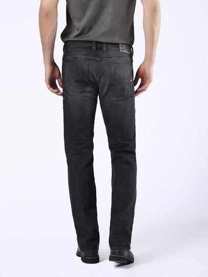 Diesel - Viker U0823, Black/Dark Grey - Jeans - Image 3