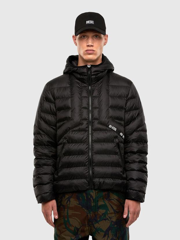 W-DWAIN, Black - Winter Jackets