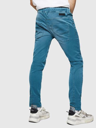 Diesel - Krooley JoggJeans 0670M, Light Blue - Jeans - Image 2
