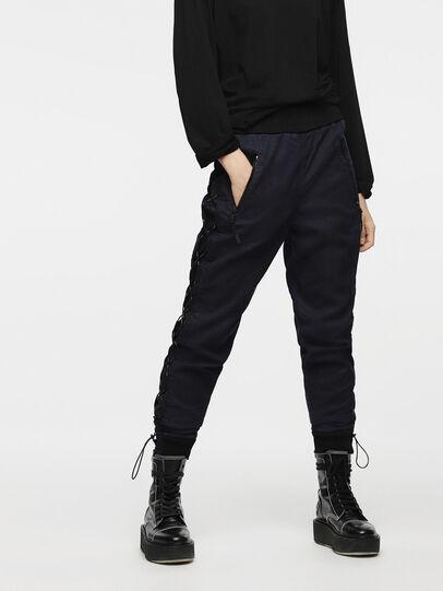 Diesel - Taryn JoggJeans 0GASP, Dark Blue - Jeans - Image 5