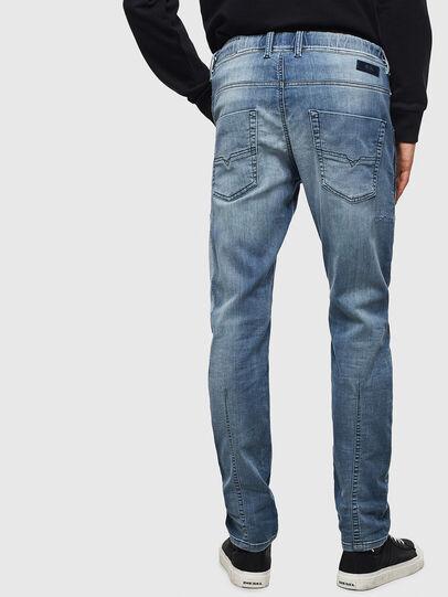 Diesel - Krooley JoggJeans 069JZ, Light Blue - Jeans - Image 2
