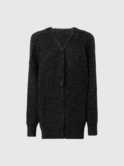 Diesel - M-CORAL, Black - Sweaters - Image 4