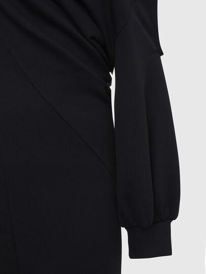 Diesel - D-REVERT, Black - Dresses - Image 5
