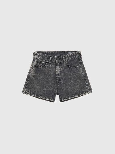 Diesel - D-ISI-SHORT, Black - Shorts - Image 1