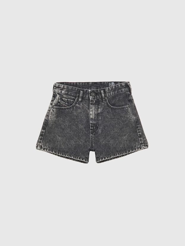 D-ISI-SHORT, Black - Shorts