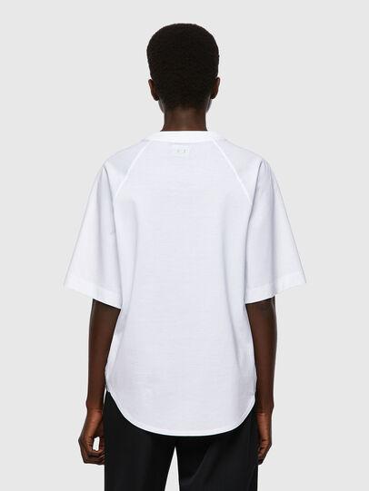 Diesel - T-SPOK-C.C, Blanco - Camisetas - Image 2