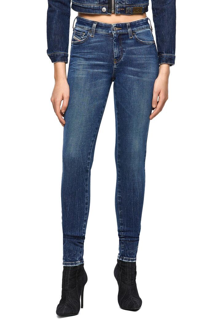 Slandy Skinny Jeans 009ZX,