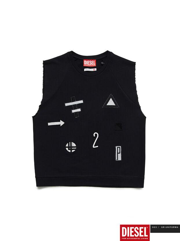 GR02-T303, Black - T-Shirts