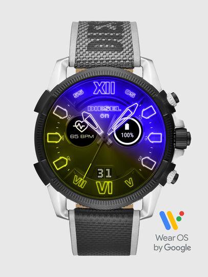 Diesel - DT2012, Gray/Black - Smartwatches - Image 1