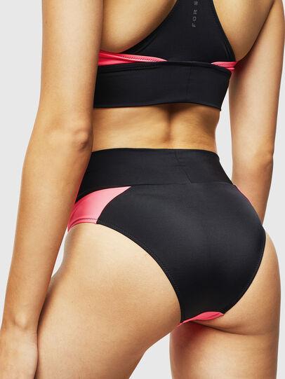 Diesel - BFPN-BEACHY, Pink/Black - Panties - Image 2