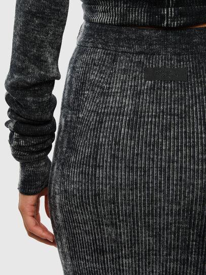 Diesel - M-ISLA, Black - Skirts - Image 5