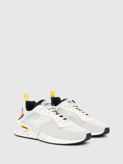 Diesel - S-SERENDIPITY LOW, White - Sneakers - Image 2