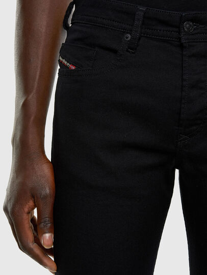 Diesel - Buster 0688H, Negro/Gris oscuro - Vaqueros - Image 3