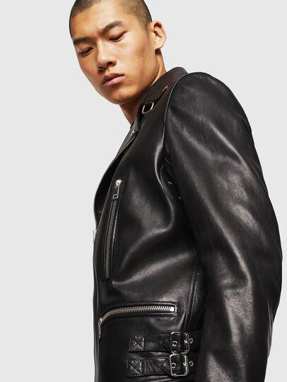 Diesel - L-GOTIV,  - Leather jackets - Image 8
