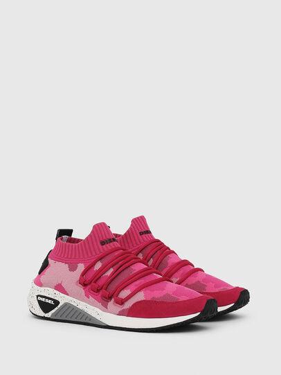 Diesel - S-KB SL W, Pink - Sneakers - Image 2