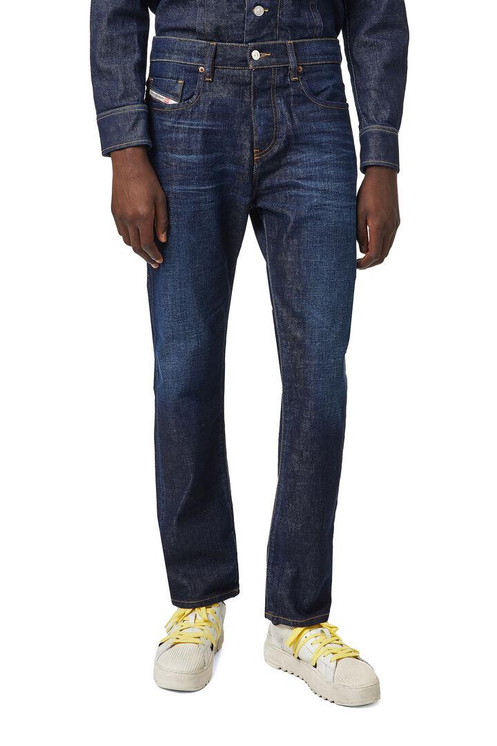 D-Viker Straight Jeans 09A12,