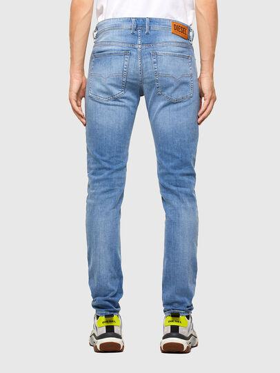 Diesel - Sleenker 009LZ, Light Blue - Jeans - Image 2