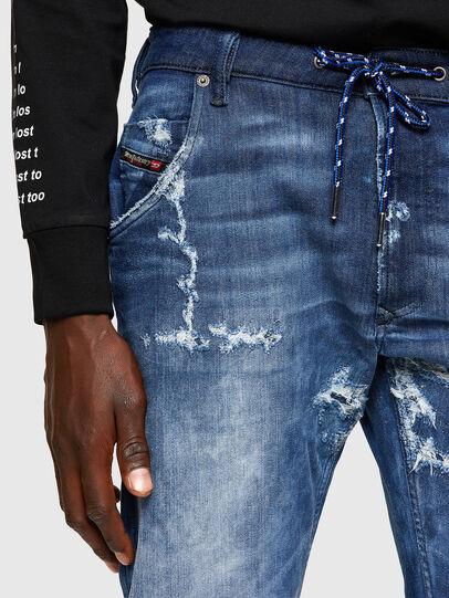 Diesel - Krooley JoggJeans® 009RU, Dark Blue - Jeans - Image 3
