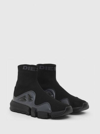 Diesel - H-PADOLA HSB, Black - Sneakers - Image 2