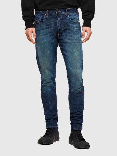 Diesel - D-Strukt JoggJeans® 069RU, Medium Blue - Jeans - Image 1