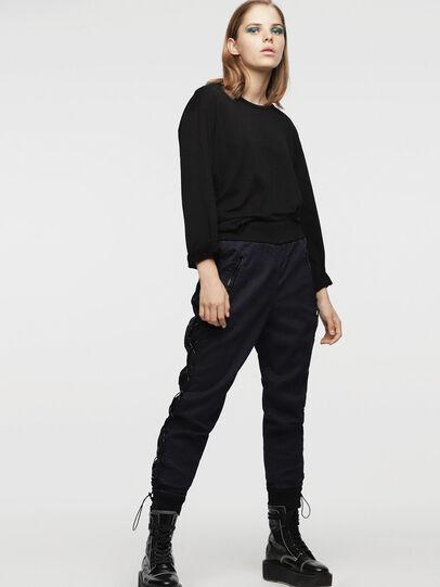 Diesel - Taryn JoggJeans 0GASP, Dark Blue - Jeans - Image 4