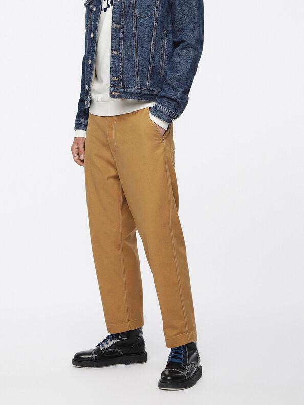 P-FRANK, Dark Beige - Pants