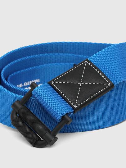 Diesel - B-MIXTEIP, Blue - Belts - Image 2