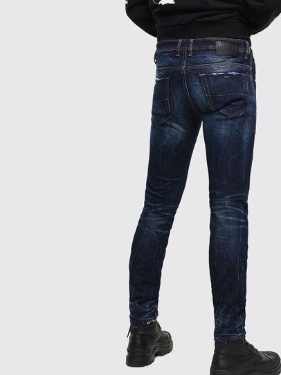 Diesel - Thommer 0097H, Dark Blue - Jeans - Image 2