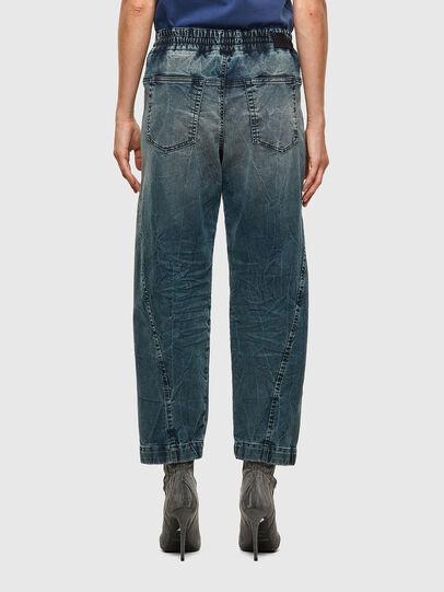 Diesel - Krailey Boyfriend JoggJeans® 069YG, Medium Blue - Jeans - Image 2