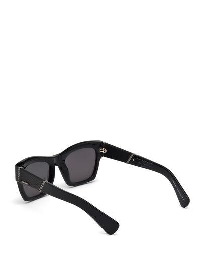 Diesel - DM1978, Black - Sunglasses - Image 2