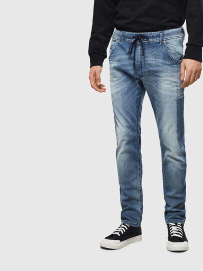 Diesel - Krooley JoggJeans 069JZ, Light Blue - Jeans - Image 1