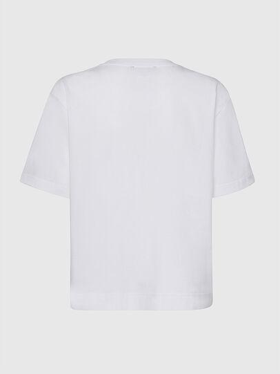 Diesel - T-EYES, White - T-Shirts - Image 2