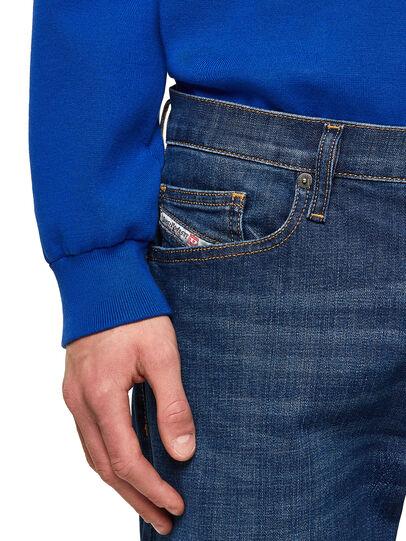 Diesel - D-Mihtry 009NN, Dark Blue - Jeans - Image 3