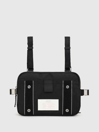 Diesel - DRESSLEK WF, Black - Crossbody Bags - Image 1