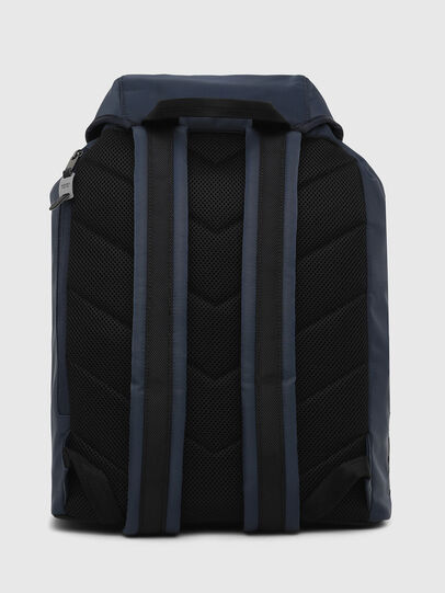 Diesel - RIESE, Dark Blue - Backpacks - Image 2