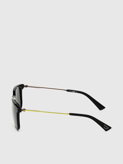 Diesel - DL0309, Black - Sunglasses - Image 3