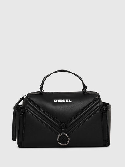 Diesel - LE-ZIPPER SATCHEL,  - Satchels and Handbags - Image 1