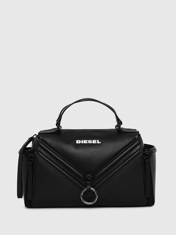 LE-ZIPPER SATCHEL,  - Satchels and Handbags