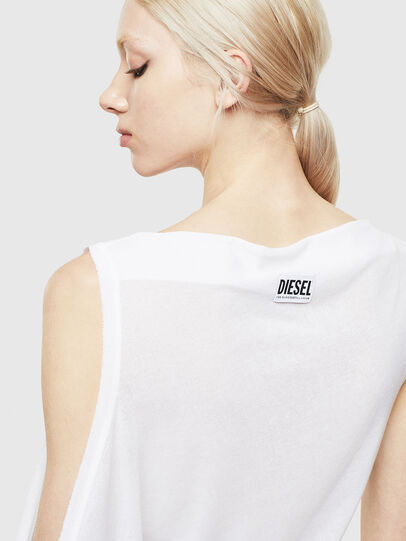 Diesel - T-TATY, White - T-Shirts - Image 5