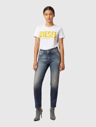Diesel - D-Joy Slim Jeans Z9A05, Medium Blue - Jeans - Image 4