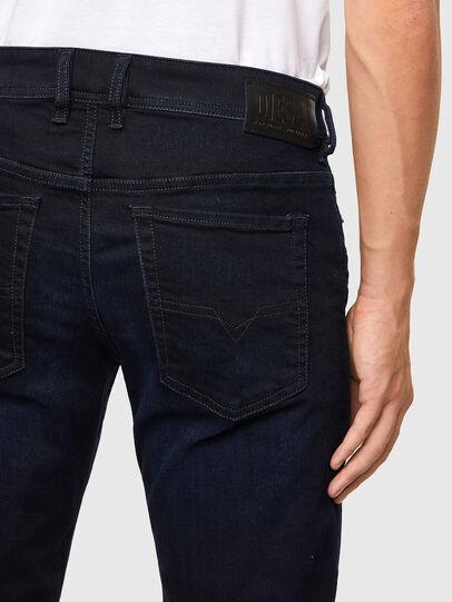 Diesel - Sleenker Skinny Jeans 009LW, Dark Blue - Jeans - Image 4