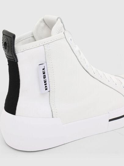 Diesel - S-DESE ML W, White/Black - Sneakers - Image 5