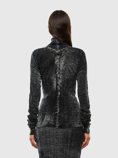 Diesel - M-ISABELLE, Black - Sweaters - Image 2